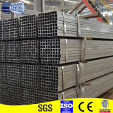 Carbon Steel Q235 ERW Welded Square Tubes 25X25mm (JCS-12)