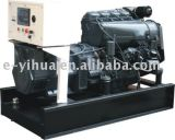 Open Diesel Power Silent Diesel Generator Set Engine Parts
