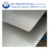 SUS430 Stainless Checked Steel Plate