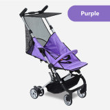 Boarding, Light Weight, Comfortable, Aluminum Alloy Baby Stroller