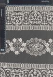 Newest Arrival Fancy Design Bridal Net Fabric