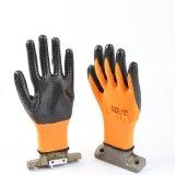 Wholesale Nitrile Gloves Standard European Disposable Work Gloves