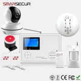 Smarsecur GSM/PSTN Intruder Burglar Home Security Alarm System for House/Office/Factory