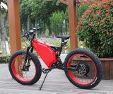 2018 Hot Selling 72V 5000W Aluminium Alloy Beach Fat Tire Bike Electric Bicycle Ebike