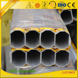 Customized 6063 6061 Extrdued Aluminium Octagon/Octagonal Tubes