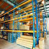 Cold Store Selective Pallet Racks System