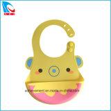 Custom Cartoon Silicone Baby Bib BPA Free
