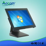 Cheap 15-Inch Touch POS System for Cafe/Restaurant/Lottery/Petrol Station