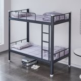 Steel Frame Student Iron Double Dormitory Bed School Metal Furniture