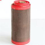 Factory Wholesale High Temperature Resistant PTFE Teflon Coated Fiberglass Mesh Conveyor Belt