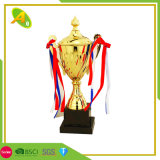 Wholesale Custom Gold Plated Metal Decoration Craft Sport Award Super Bowl Cup Trophies Souvenir (011)