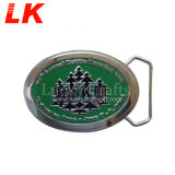 Factory Promotion Souvenir Gifts Wholesale Fashion Custom Made Design Logo Zinc Alloy Soft Enamel 3D Man Military Metal Belt Buckle China