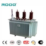 Low Loss Low Noise 24 Kv Three Phase Oil Fill Power Transformer