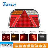 LED License Plate Tail Light for Trailers and Trucks