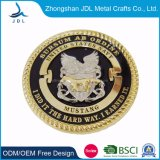 China Manufacturer Promotion Custom Commemorative Enamel Army Navy Old Royal Mint Metal Craft Antique Souvenir Gold Military Award Silver Police Challenge (003)