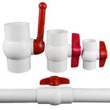 America Standard Grey PVC PPR Ball Plastic Valve
