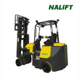 Chinese Manufacturer Nalift Narrow Aisle Forklift Master 1.5t with Ce