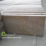 G682 Yellow Beige Granite Tile Paving Stone for Garden/Building