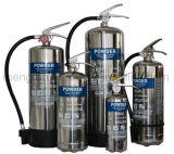 Stainless Steel Dry Powder Fire Extinguishers