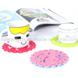 New Flaxible Silicone Coffee Cup Coaster