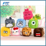 New Style Good Touch Soft Lady Key Bag Coin Purse