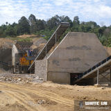Jaw Crusher Plant in Indonesia (30-40t/h)