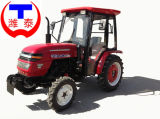 Weitai 40HP 4WD Farm Tractor with Cab and High Quality