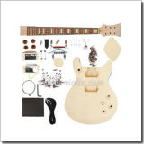 Double Cutaway DIY Electric Guitar Kits (EGR201A-W2)