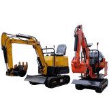 Construction Equipment Crawler Excavators Machine Cheap Mini Excavator