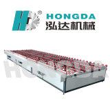 Automatic Glass Loading Table for Cutting Machine Glass Feeding Machine Wheels Conveyor Turntable