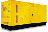 Land Used Diesel Generator Electrical Power Genset with Perkins Engine