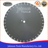 550mm Diamond Cutting Saw Blade for Reinforced Concrete and Asphalt