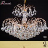 Gold Crystal Lamp Luxury Simple Creative Modern LED Lighting