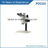 Monocular Zoom Lens for Stereo Microscope