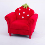 Hot Sale Single Fabric Kids Sofa with Middle Size/ Children Furntiure