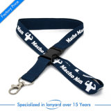 Customized 3D Screen Printed Polyester Lanyard Sublimation Nylon PP Printing