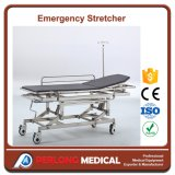 Factory Wholesale Stainless Steel Emergency Stretcher He-5