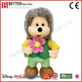 En71 Stuffed Animal Plush Toy Soft Hedgehog Doll for Children/Kids