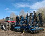 Combined Landsoil Preparation Machine