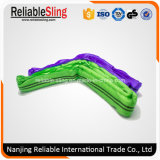 Heavy Duty Polyester Crane Rigging Endless Round Sling