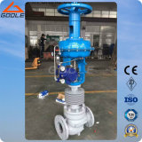 High Temperature Pneumatic Flow Control Valve ((ZJHM)