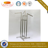 4 Way Clothing Display Rack for Modern Shop Display