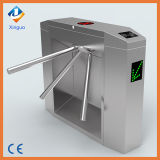 Stainless Steel Access Control Automatic Mechanical Bridge Tripod Turnstile Gate