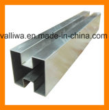 Groove Stainless Steel Tube