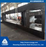 Steel Bridge with Steel Structure Frame for Crane