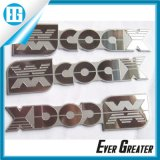 3D Embossed Metal Logo for Different Brand