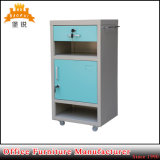 Jas-109 Hospital Stainless Steel Bedside Cabinet Optional with Casters
