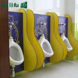 Jialifu Factory Direct Sale Waterproof Urinal Partition