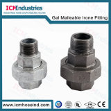Malleable Iron Pipe Fitting Mf Union/Tube Fitting