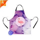 Reusable Apron Customized Polyester Cooking Aprons for Housewife